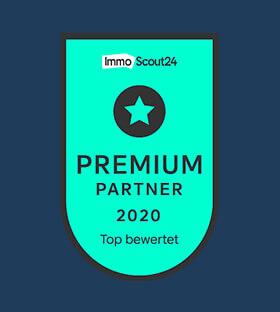 Premium Partner 2020 Immobilienscout24