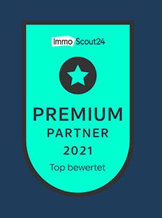 Premium Partner 2021 Immobilienscout24